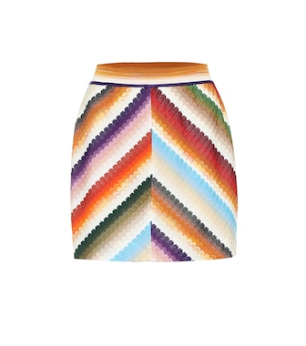 Missoni - Striped miniskirt - mytheresa.com