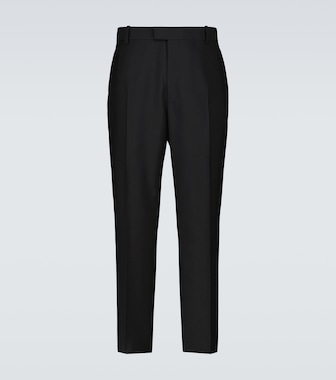 Bottega Veneta - Tailored cotton pants - mytheresa.com