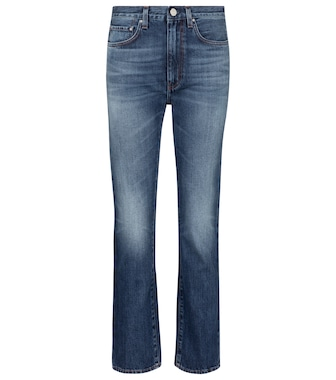 Toteme - High-rise straight jeans - mytheresa.com