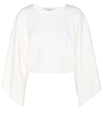 Stella McCartney - Top raccourci - mytheresa.com