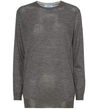 Prada - Virgin wool sweater - mytheresa.com