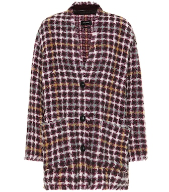 Isabel Marant - Diana tweed jacket - mytheresa.com