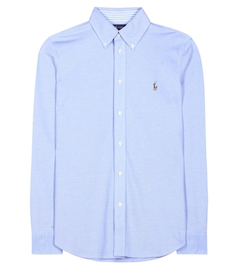 Polo Ralph Lauren - Cotton shirt - mytheresa.com