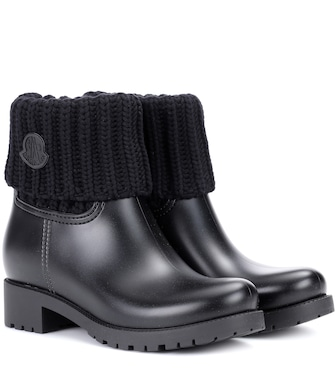 Moncler - Ankle Boots Ginette - mytheresa.com