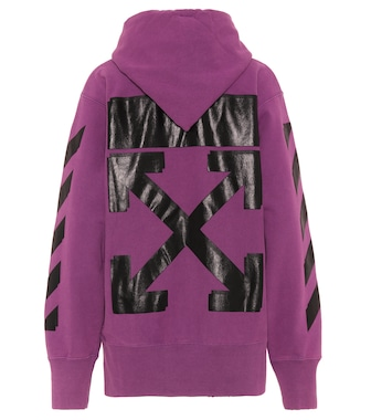 Off-White - X Champion hoodie - mytheresa.com