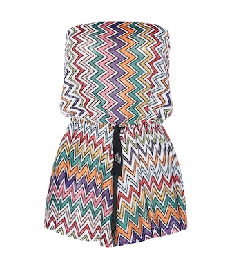Missoni Mare - Knitted playsuit - mytheresa.com