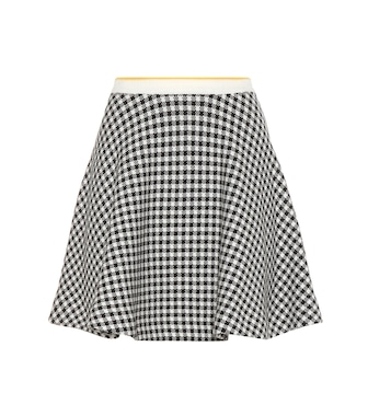 Miu Miu - Cotton skirt - mytheresa.com
