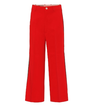 Gucci - Wide-leg pants - mytheresa.com