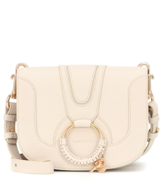 See By Chloé - Hana Medium leather shoulder bag - mytheresa.com