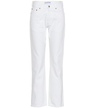 Balenciaga - High-waisted jeans - mytheresa.com
