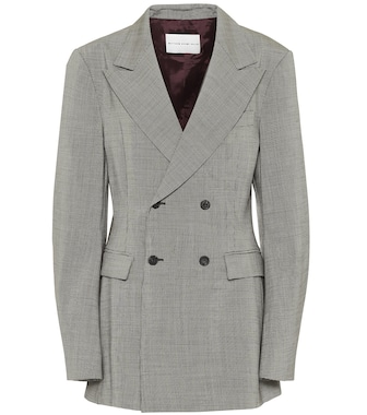 Matthew Adams Dolan - Stretch-wool blazer - mytheresa.com