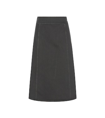 Prada - Cotton skirt - mytheresa.com