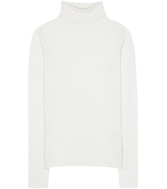 Chloé - Cashmere turtleneck sweater - mytheresa.com
