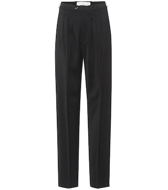 Golden Goose - High-rise straight-leg trousers - mytheresa.com