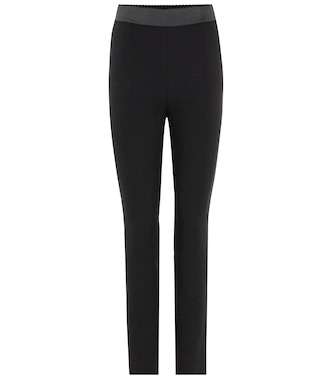 Dolce & Gabbana - Stretch wool trousers - mytheresa.com