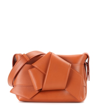 Acne Studios - Exclusive to mytheresa.com – Musubi leather handbag - mytheresa.com