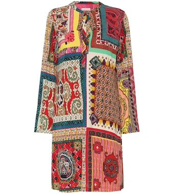 Etro - Printed midi dress - mytheresa.com
