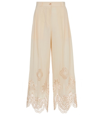 See By Chloé - Hose mit weitem Bein - mytheresa.com