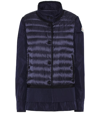 Moncler - Cereste down-filled jacket - mytheresa.com
