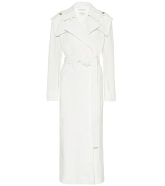 Bottega Veneta - Cotton trench coat - mytheresa.com