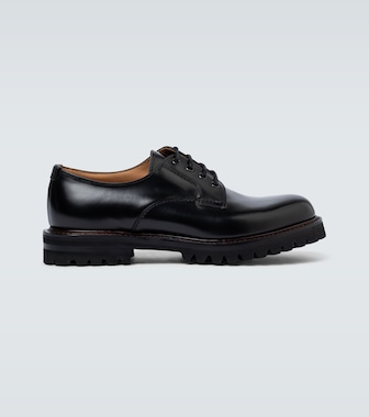 Church's - Chester polished binder Derby shoes - mytheresa.com