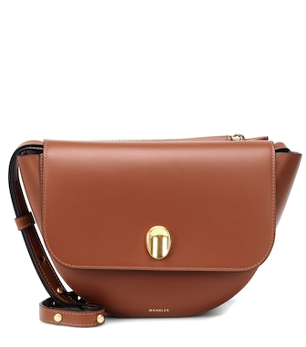Wandler - Billy leather crossbody bag - mytheresa.com