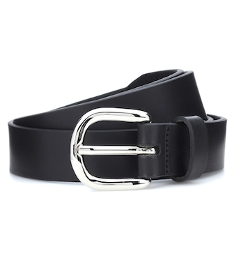 Isabel Marant - Zap leather belt - mytheresa.com