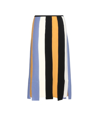Salvatore Ferragamo - Virgin wool skirt - mytheresa.com