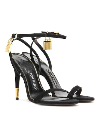 Tom Ford - Suede sandals - mytheresa.com
