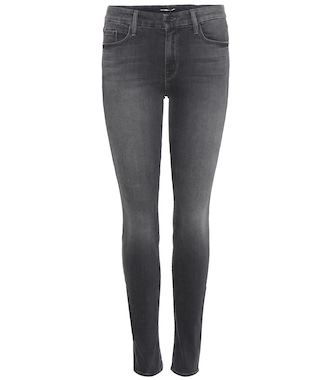 Mother - Cropped-Jeans The Looker - mytheresa.com