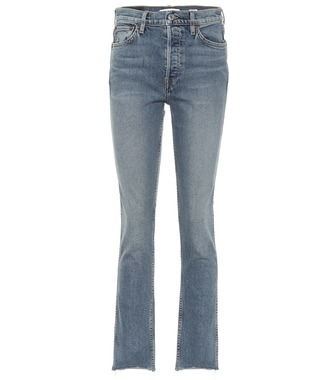 Re/Done - Jeans Double Needle rectos - mytheresa.com