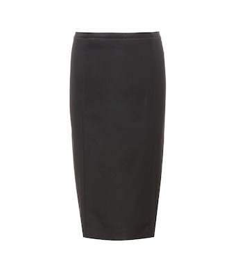 Polo Ralph Lauren - Jersey pencil skirt - mytheresa.com