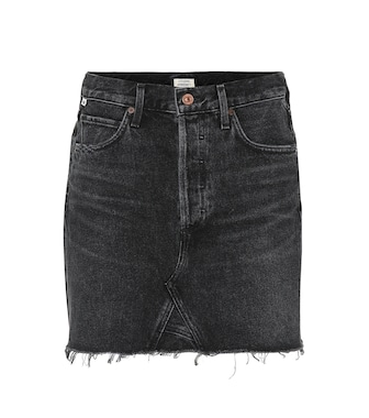 Citizens of Humanity - Astrid denim miniskirt - mytheresa.com