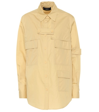 Joseph - Wesley cotton and silk shirt - mytheresa.com