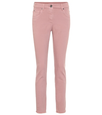 Brunello Cucinelli - Mid-Rise Straight Jeans - mytheresa.com