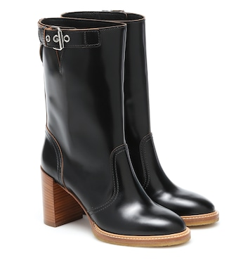 Gabriela Hearst - Garrett leather boots - mytheresa.com