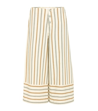 See By Chloé - Cotton trousers - mytheresa.com