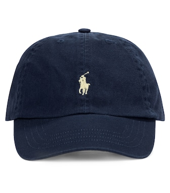 Polo Ralph Lauren Kids - Logo cotton cap - mytheresa.com