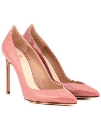 Francesco Russo - Patent leather pumps - mytheresa.com