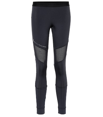 Adidas by Stella McCartney - Stretch leggings - mytheresa.com