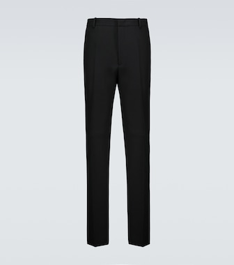 Jil Sander - Slim-fit wool formal pants - mytheresa.com