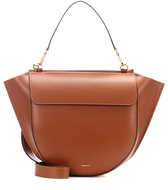 Wandler - Hortensia Big leather shoulder bag - mytheresa.com