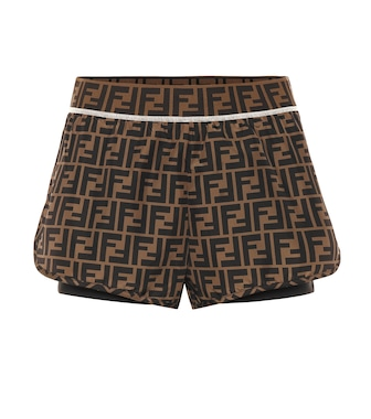 Fendi - Printed shorts - mytheresa.com