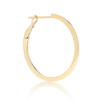 Maria Tash - 14kt gold single hoop earring - mytheresa.com
