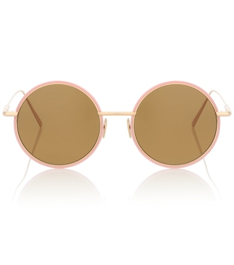 Acne Studios - Scientist round sunglasses - mytheresa.com