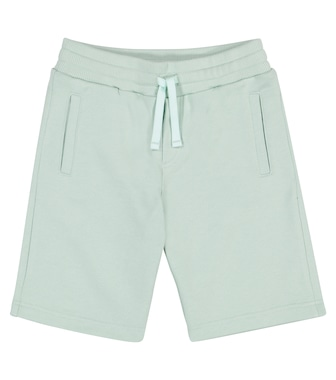 Dolce & Gabbana Kids - Cotton shorts - mytheresa.com