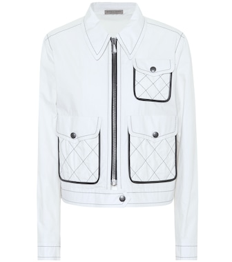 Bottega Veneta - Cotton jacket - mytheresa.com