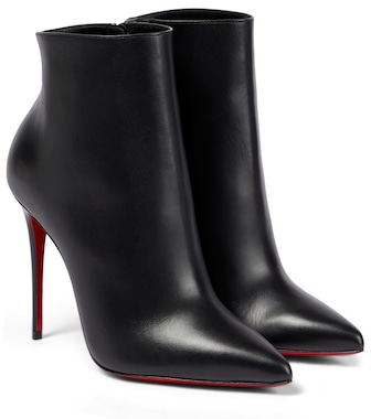 Christian Louboutin - So Kate 100 leather ankle boots - mytheresa.com