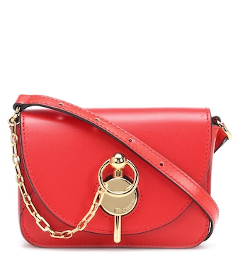 JW Anderson - Keyts Nano leather shoulder bag - mytheresa.com