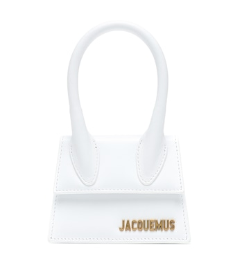 Jacquemus - Le Chiquito leather tote - mytheresa.com